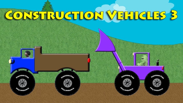 Construction Vehicles 3