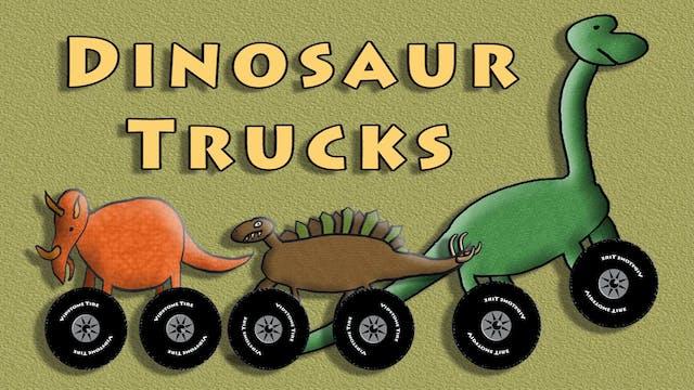 Dinosaur Trucks