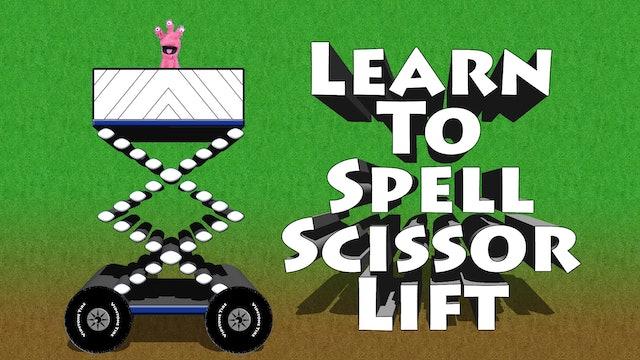 Spell Scissor Lift