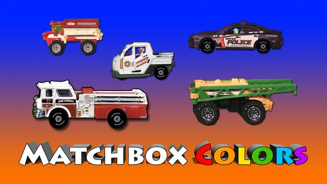 Matchbox Colors