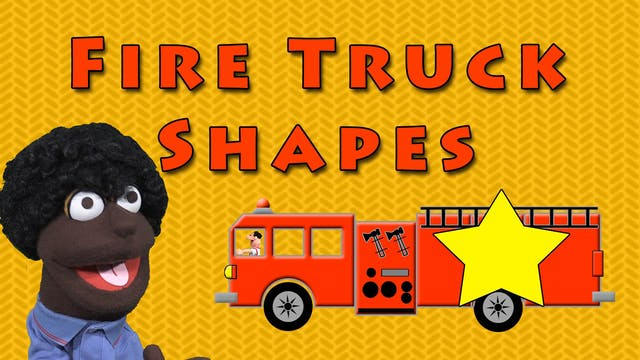 Fire Truck Shapes