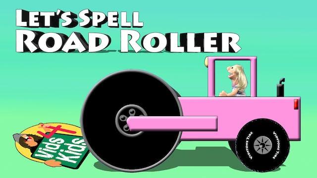 Spell Road Roller