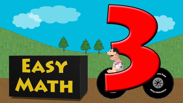 Timmy Uppet's Easy Math Trailer