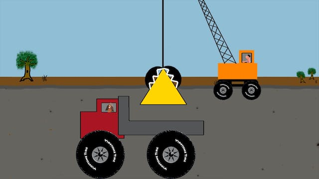 Shapes On Trucks
