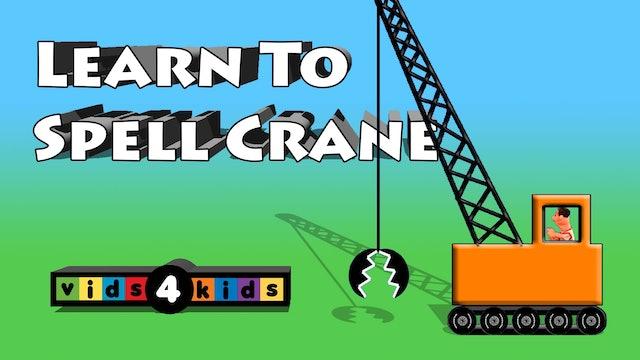 Spell Crane