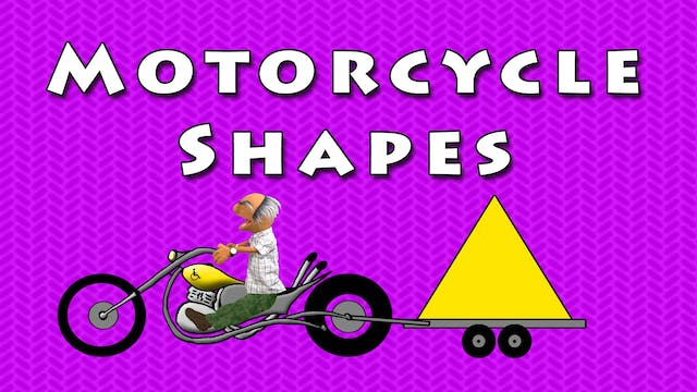 Motorcycle Shapes