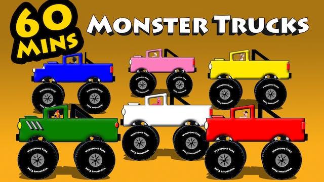Monster Trucks - 60 Minutes