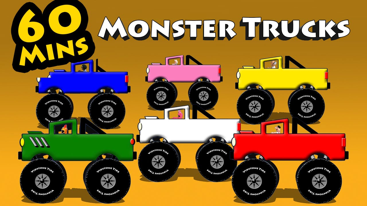 Buy or Rent Monster Trucks - 60 Minutes