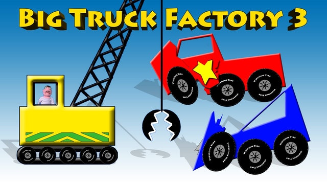 Big Truck Factory 3