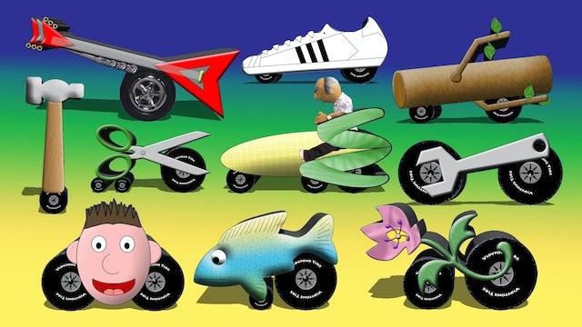 Strange Vehicles 2