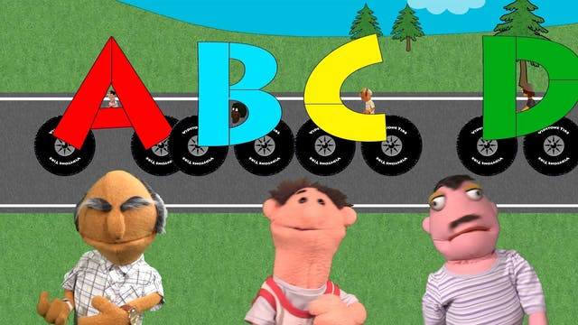 Alphabet Song Timmy Style