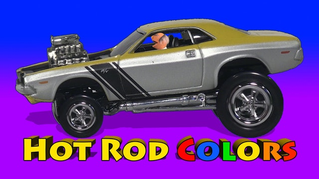 Hot Rod Colors