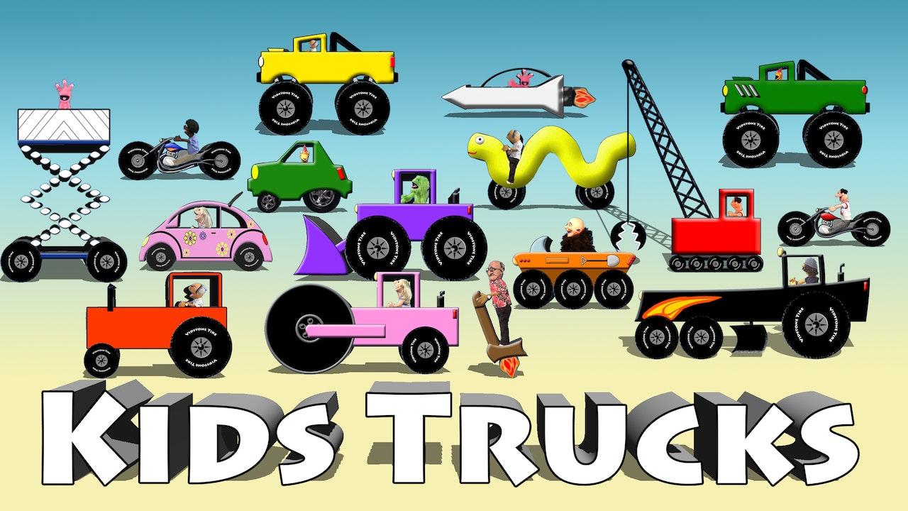 Kids Trucks