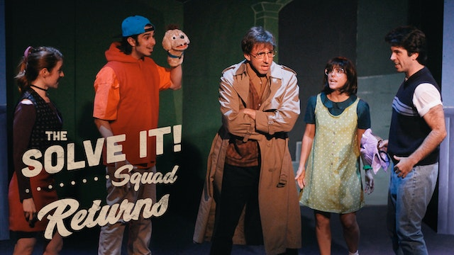 THE SOLVE IT SQUAD RETURNS Digital Download
