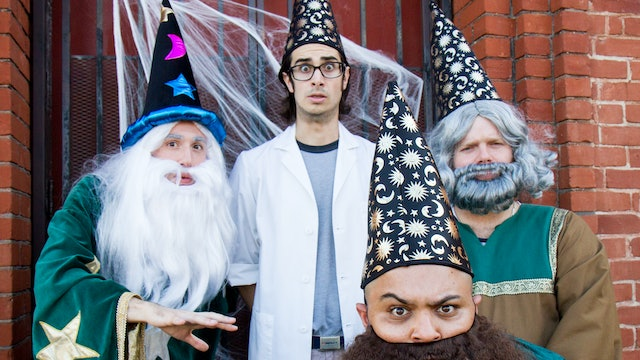 Scientist Living Among Wizards