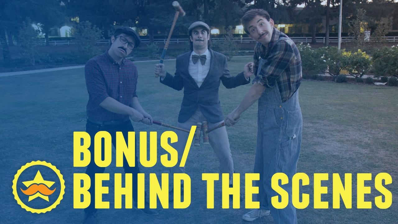 Bonus/Behind The Scenes