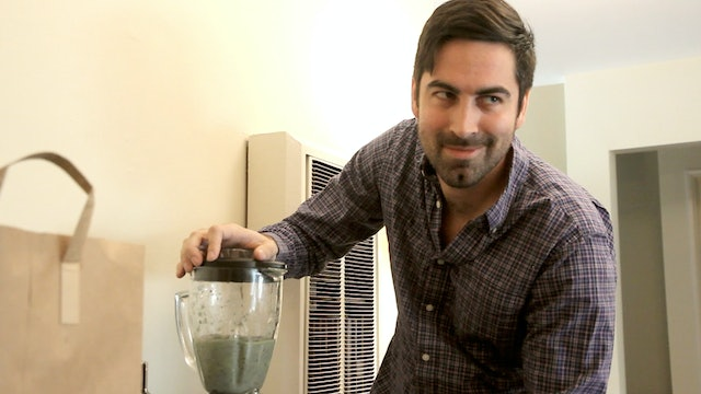 Your Rich Friend Makes A Smoothie