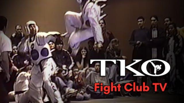 TKO Fight Club TV Subscription
