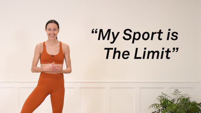 My Sport is The Limit