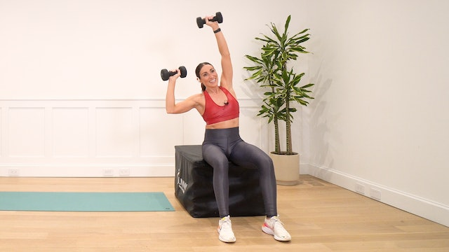 20 Minute Non-Weight Bearing Workout 3