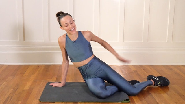 17 Minute Legs (inner and outer thighs/glutes)