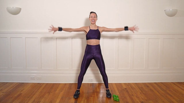 17 Minute Standing Arms Wrist and Free Weights