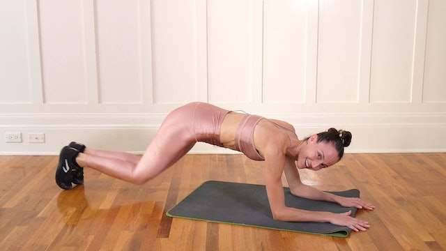 15 Minute Abs Plank and Floor
