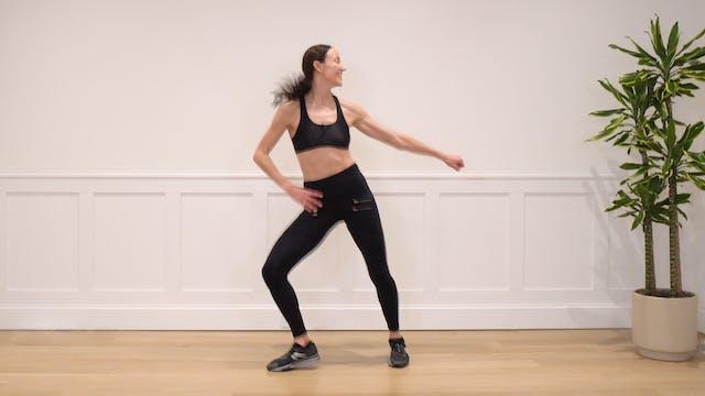 31 Minute Advanced Dance HIIT Cardio