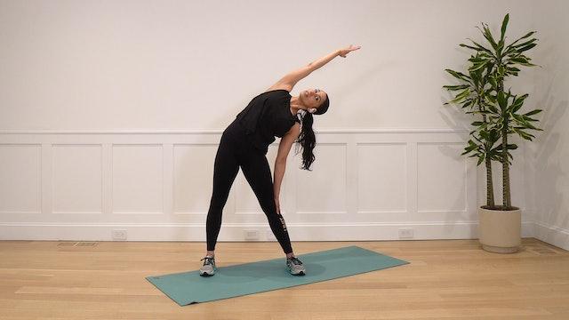6 Minute Upper Body Stretch