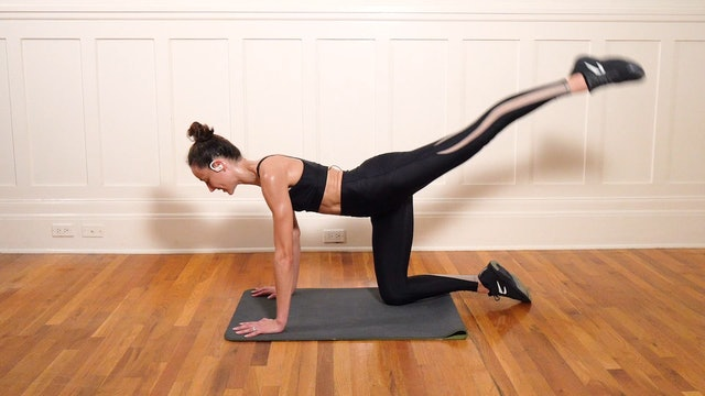 17 Minute Lower Body