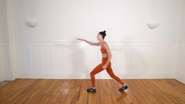 32 Minute Dance Cardio