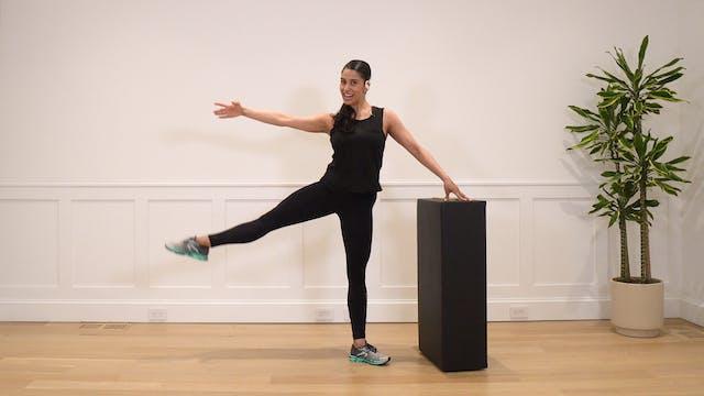 9 Minute Ballet Leg Series