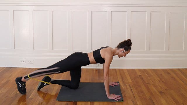 19 Minute Legs with Band