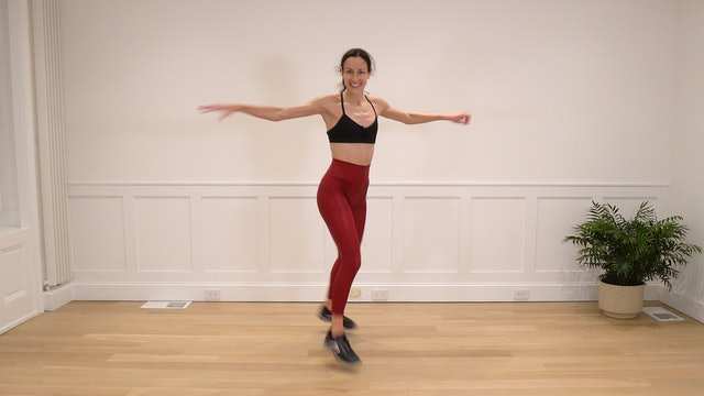 45 Minute Holiday Dance Cardio