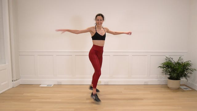 45 Minute Holiday Dance Cardio