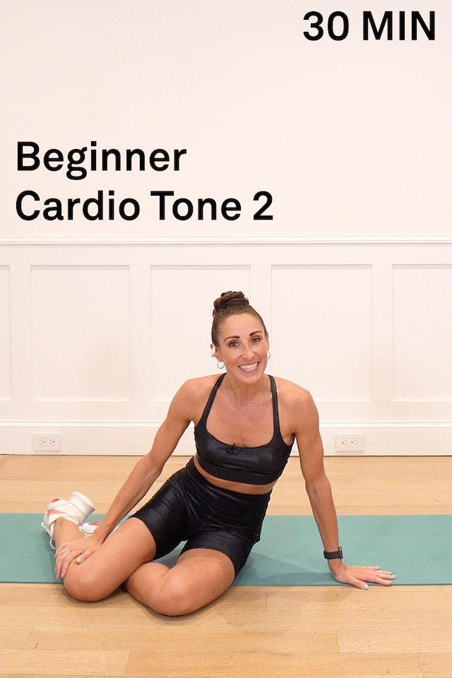 30 Min Beginner Cardio Tone 2