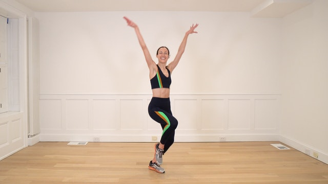 26 Minute Advanced Dance Cardio 6