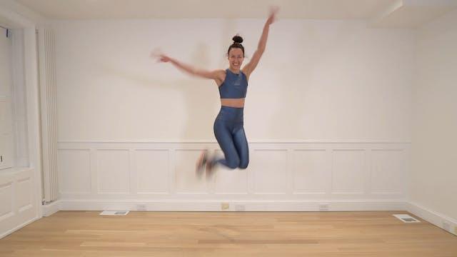 16 Minute Advanced Dance Cardio 2