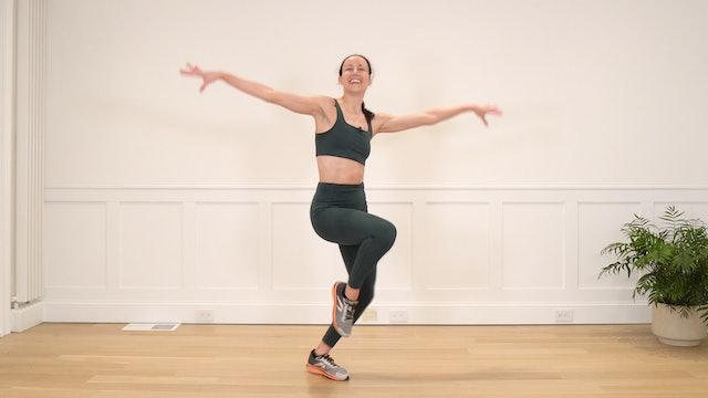 44 Minute Dance Cardio 4