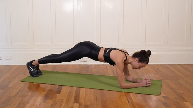 6 Minute Plank Abs