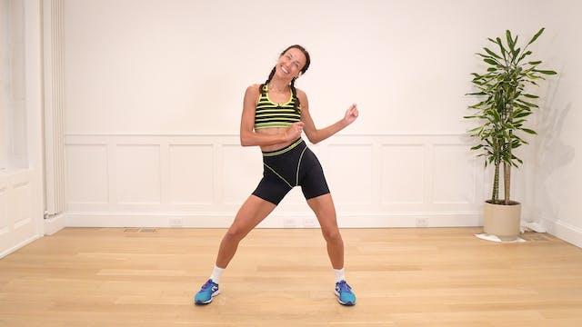 32 Minute Dance Cardio 6