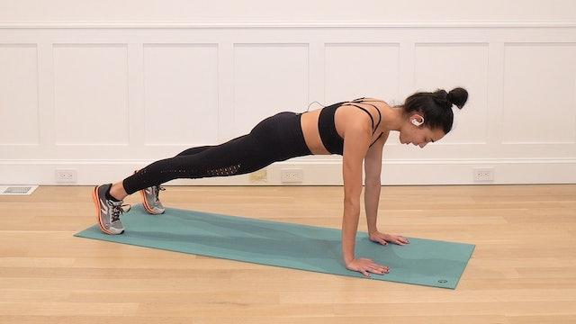 4 Minute Beginner Plank