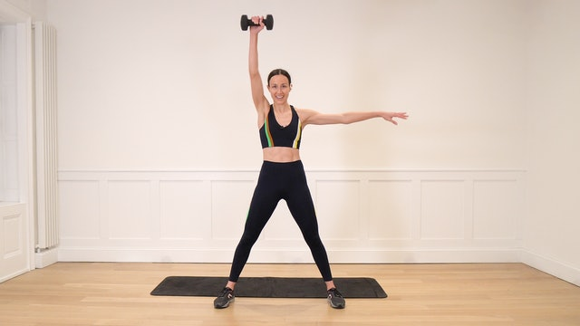 15 Minute Strength Series