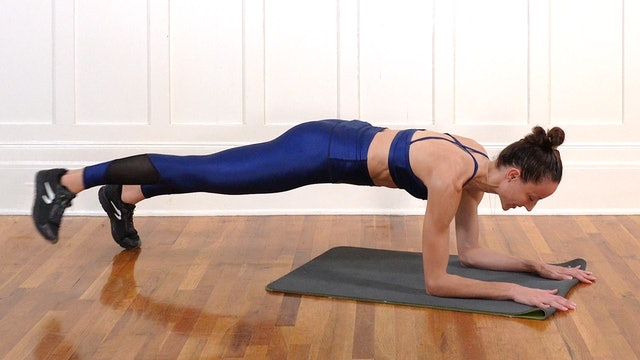 3 Minute Forearm Plank