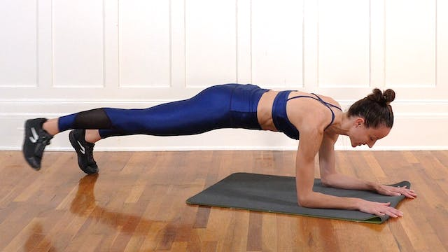 3 Minute Forearm Plank