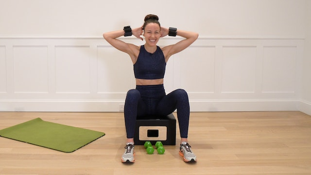 30 Minutes Non-Weight Bearing Workout 1