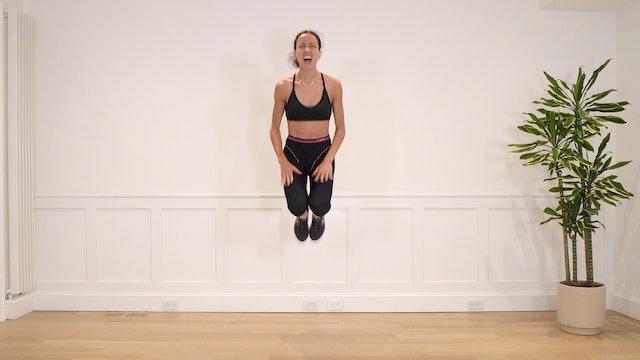 40 Minute Advanced Dance Cardio 10