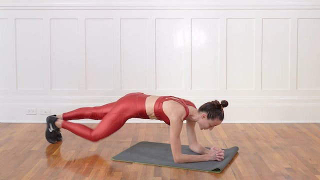 4 Minute Forearm Plank