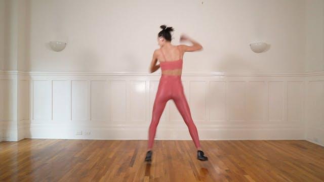 38 Minute Dance Cardio 3