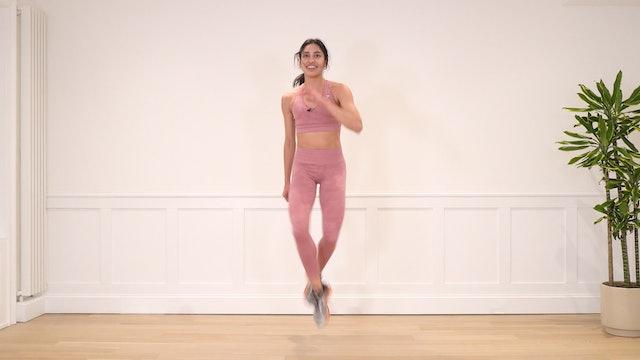 21 Minute Dance HIIT Cardio 4